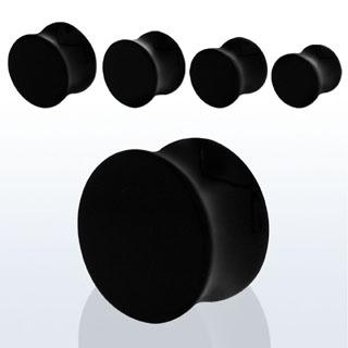 Black Ear Plugs