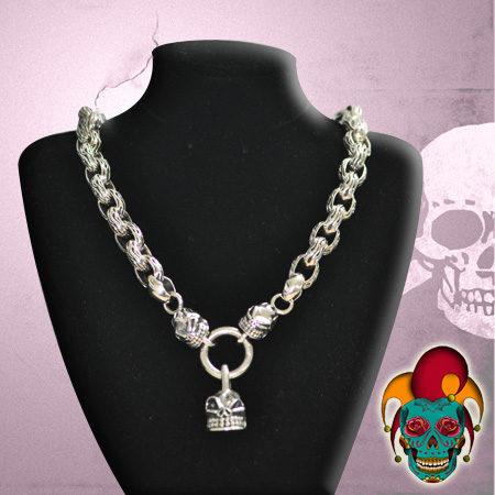 Delicate Silver Chain