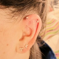 Cartilage and Regular Ear Piercings