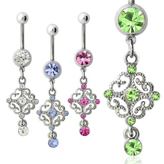Belly Dancer Navel Rings