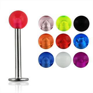 Color Fusion Lip Rings
