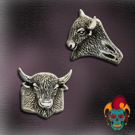 Silver Bull Ring