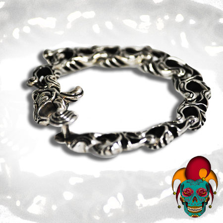 Multiple Chain Silver Bracelet