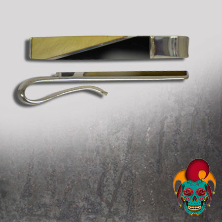 Thin Silver Money Clip